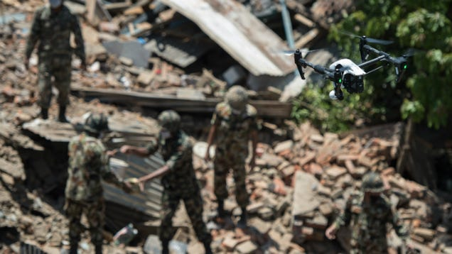 9 Misconceptions About Drones That Engineers Wish You'd Shut Up About
