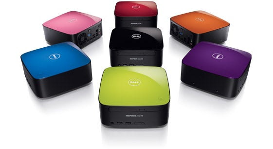 Dell Zino HD: $230 Mini Home Theater PC
