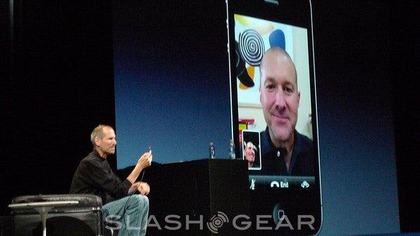 Watch Steve Jobs Make A Video Call