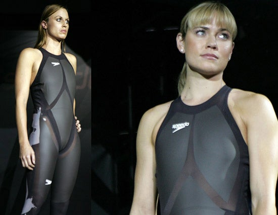 NASA's Smart Swimsuit Gives You Superspeed