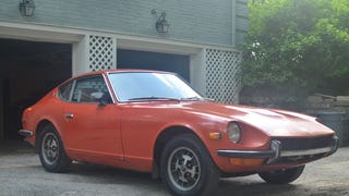 The story of my 240Z