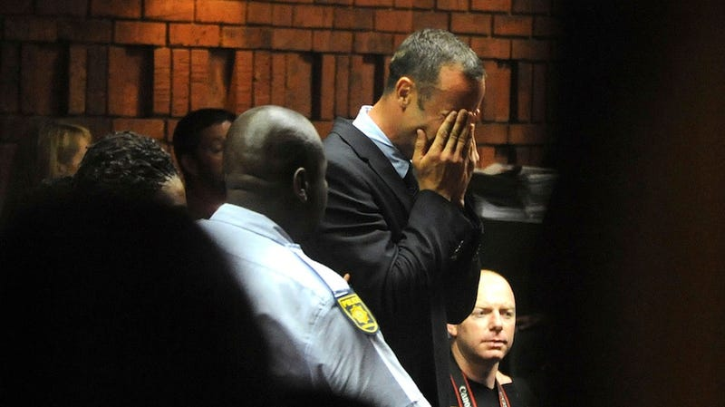 Reports: Police Were Called To Oscar Pistorius's House Hours Before The Shooting, Reeva Steenkamp Was Shot Through The Bathroom Door
