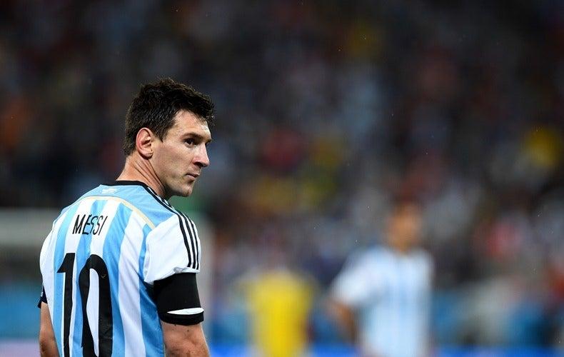 Argentina-Germany: A Chance To Finally Escape Maradona's Shadow
