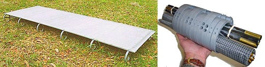 LuxuryLite Low-Rise Cot, for Sweet Dreams Under the Stars