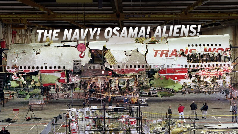 Your Guide to the TWA 800 Conspiracy and Its New Truther Documentary