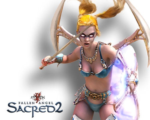 Sacred 2 Console Versions Slip To 2009