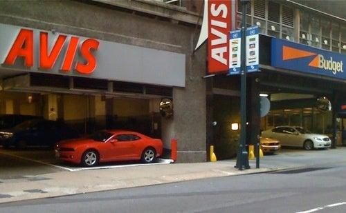 Midtown Manhattan Muscle Car Rental Wars Heat Up!
