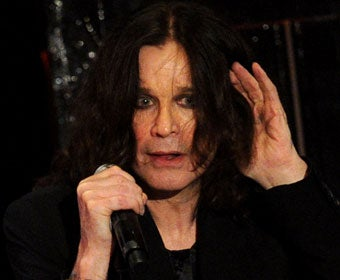 Scientists Studying Ozzy Osbourne's Genes for Secrets to Eternal Life