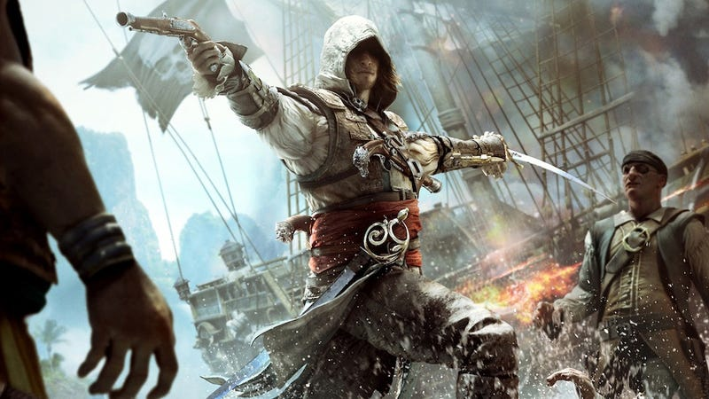 Assassin's Creed IV Might Finally Avoid An Annoying Ending
