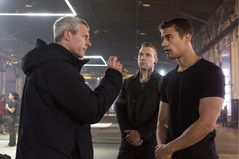 The New Kyle Reese Talks Divergent, Terminator And Playing A Psycho