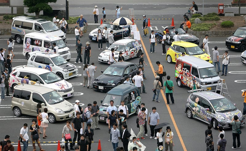 Itasha: Japan's Creepiest Car Fetish