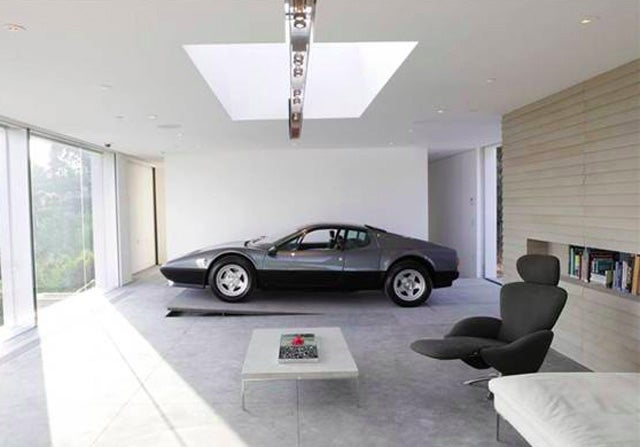 The ten coolest garages you've ever seen