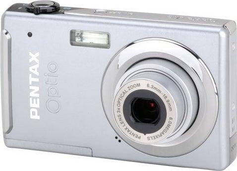 Pentax Optio V10 Slim Camera