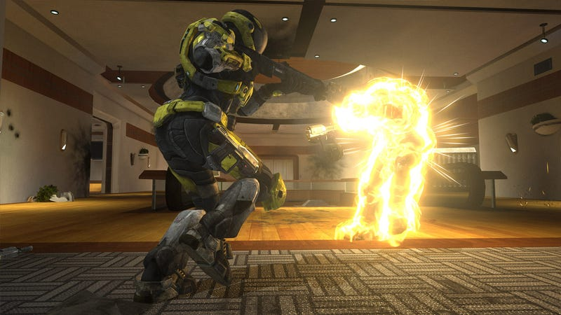 The Halo Remake's Kinect Features Aren't On the Disc, For Quality Reasons