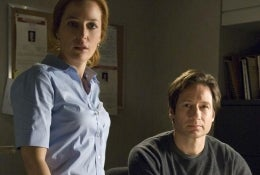 X-Files Stars Are Old, Moany