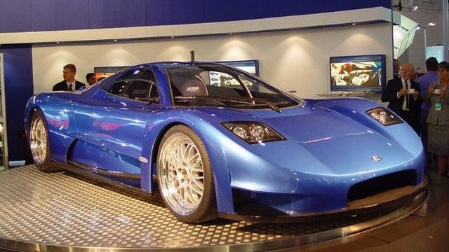 Struggling Supercar Maker So Desperate It Turns To Kickstarter
