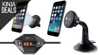 Choose From Two Highly-Rated Smartphone Car Mount Deals