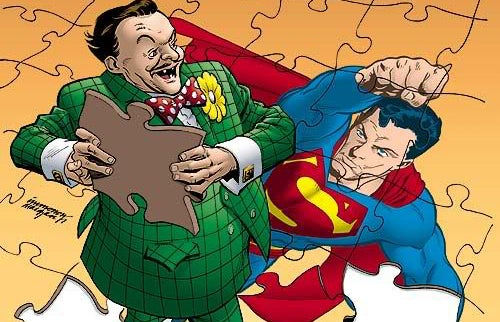 10 Superman Villains Who Really Aren't in the Man of Steel's League