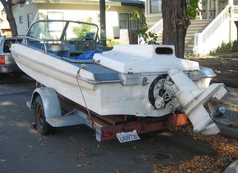 1971 Evinrude Outboard