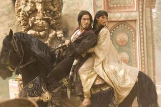 Prince of Persia Trailer Impressions — Please, Ben Kingsley, Don't Mess This Up