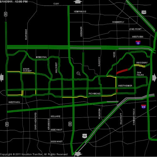 How Houston uses your Bluetooth phone to fight traffic