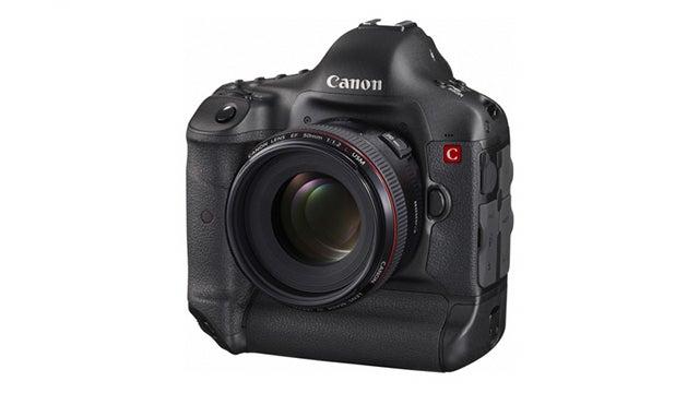 Canon EOS Concept SLR Will Shoot Killer 4K Video