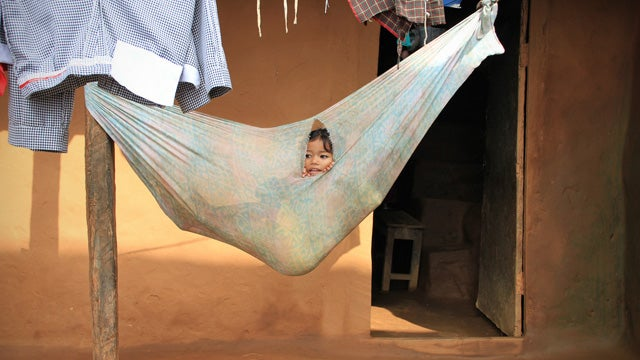 Want Better Naps? Sleep in a Hammock