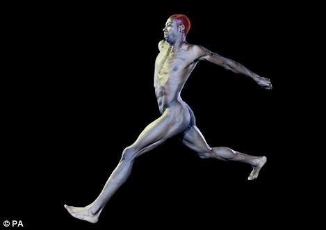 Naked Olympians: Yea or Nay?