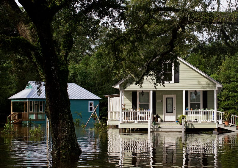 More Than 7,000 People Rescued From 'Historic' Louisiana Flooding