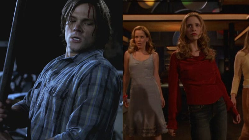 Why Supernatural season 6 was kind of like Buffy season 6