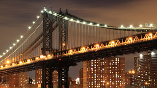 Homeless New Yorkers Are Living Inside the Manhattan Bridge