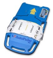 AutoPulse Makes CPR Hands-Free