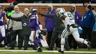 Jets Screw Up Game And Cover In Overtime Loss To Vikings