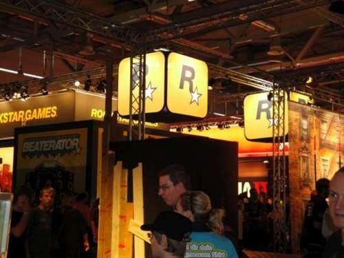 Gallery: The Wonders of Gamescom's Hall 6
