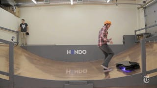"Don't Get Too Excited About That New ""Hoverboard"" Just Yet"