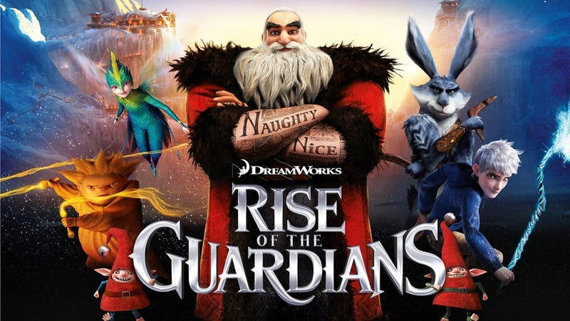Your kids will probably be better people if you take them to see Rise of the Guardians