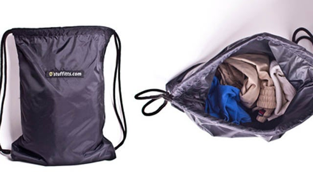 A Bag to Lock Away the Disgusting Stink of Your Workout Clothes