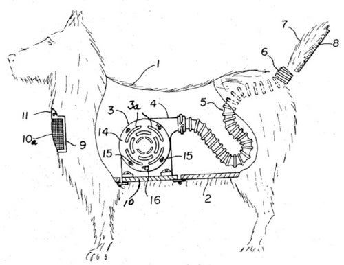 A Dog-Shaped Vacuum is One of the Least-Silly Ideas From the '70s