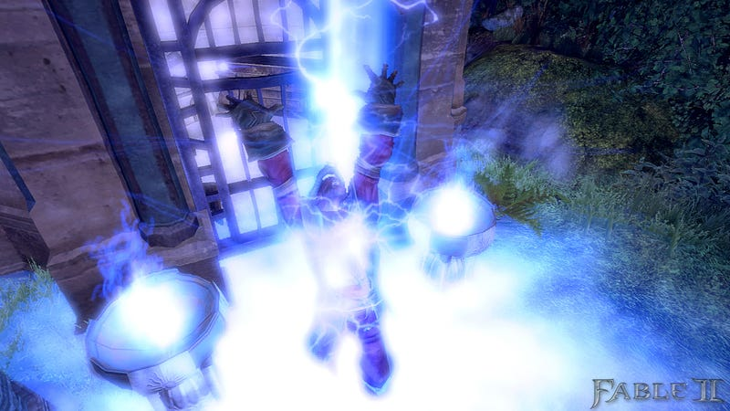 See The Future With New Fable II DLC In May