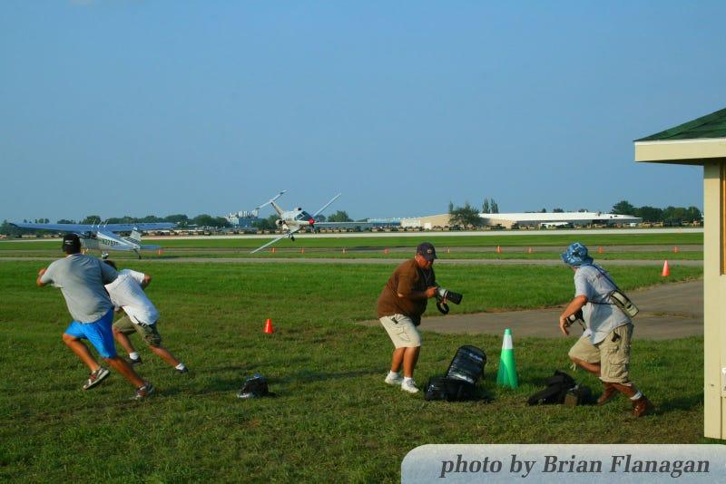 New Photos Show Roush Plane Crash As It Happened