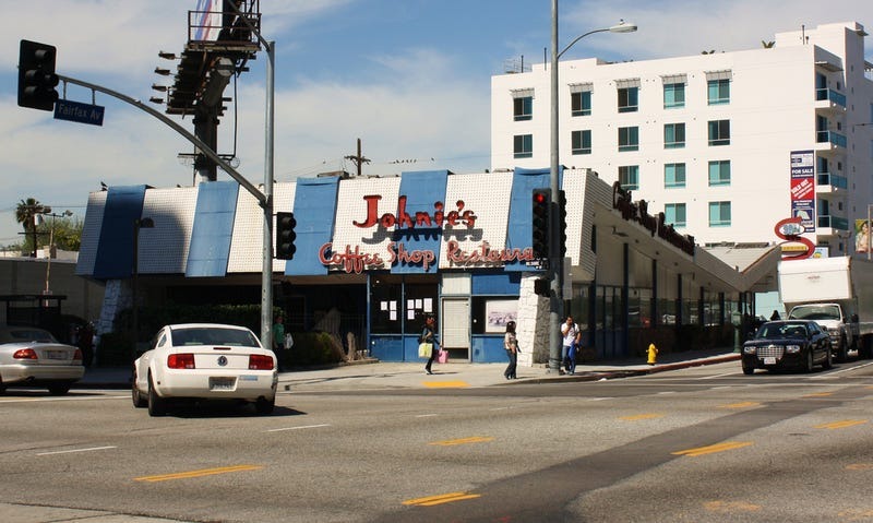 L.A. Saves Southern California's Best-Preserved Googie Diner
