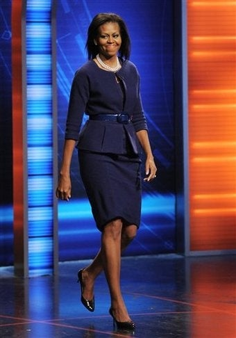 Are You Tired Of Talking About What Michelle Obama Is Wearing?