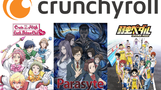 Crunchyroll Newletter's Top Five Favorite Winter 2015 Simulcasts
