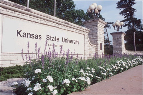 Kansas State Mistakenly Listed As A Top School, Until It Turned Out They'll Let Anybody In