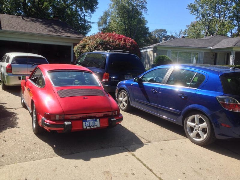 Driving a 911 for the First Time, a Dream Come True.