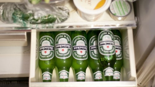 Trade Vegetables for Beer in Your Fridge Crisper