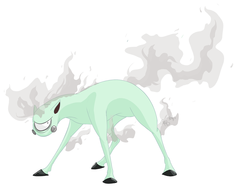 In An Alternate Universe, These Freakish Frankenstein Pokémon Are Real