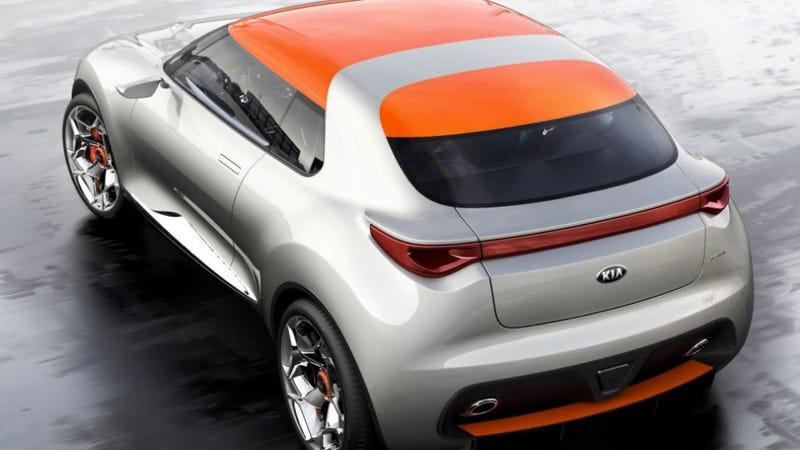 Kia Provo Concept Brings Mini Hatch Hotness To Geneva