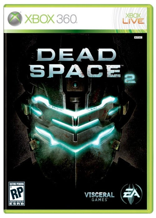 Dead Space 2 Box Art More About Isaac, Less About Dismembered Hands