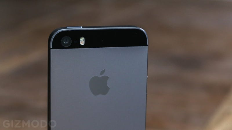 iPhone 5S First Impressions: So, About That Fingerprint Thing